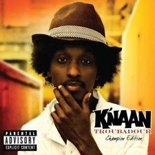 K'NAAN-TROUBADOUR - CHAMPION EDITION-JAPAN CD BONUS TRACK D95