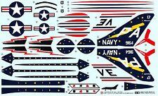TAMIYA 1406122 Decal pour 61055 1/48 Douglas F4D-1 Skyray