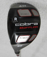 LH - Cobra Baffler T-Rail + 4/22*  Hybrid w/Tour AD G-Series 70 Regular Shaft