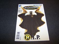 BATMAN INCORPORATED #8 ROBIN RIP DEATH OF DAMIAN WAYNE NEW 52 DAMIEN 1ST PRINT