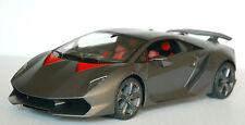 RASTAR New 1:14 Scale Lamborghini Sesto Elemento RC Car - Best Quality, Grey