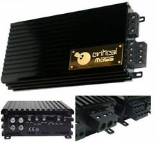 CRITICAL MASS AUDIO ULA800 V2.0 AMPLIFIER