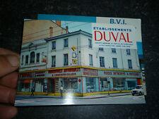 Etablissement Duval a Lyon Vaise Fourniture Outillage