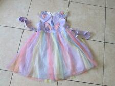girls dress age 3-4-5 Unicorn Princess sundress Party wedding flowergirl Easter