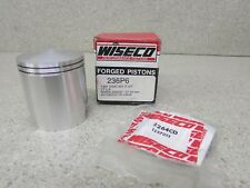YAMAHA AT2 AT3 DT125 IT125 MX125 WISECO PISTON KIT 1.50 OS 236P6 57.50 MM .060""