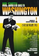 Mr. Smith Goes to Washington (1939) New Sealed Dvd Jean Arthur