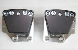 "IPSCO Mechanical Parking Brake Kit for Dodge Viper   1992 - 2002   14"" Rotors"