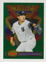 2020 Topps Finest All Star #94 Masahiro Tanaka Yankees