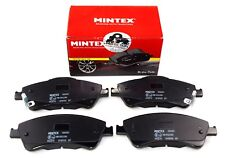 MINTEX FRONT AXLE BRAKE PADS TOYOTA AURIS AVENSIS MDB3053 (REAL IMAGE OF PART)