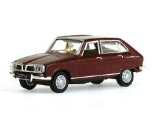 Renault 16 super 1966 bordeaux - HO 1/87 - NOREV 511689