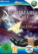 NIGHTMARE REALM * AM ENDE... * WIMMELBILD-SPIEL  PC CD-ROM