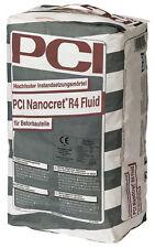 Pci Nanocret R4 Fluid 25 kg Mortier Renforcé Fließfähig