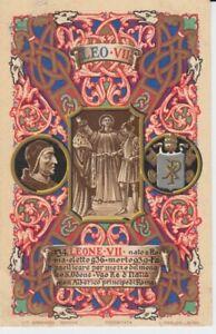 Ansichtskarte  Papst Leo VII.  1903