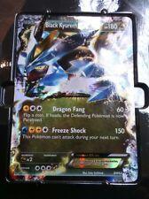 Pokemon Card Black Kyurem EX BLACK AND WHITE PROMOS #BW62