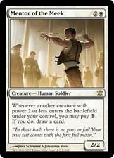MENTOR OF THE MEEK Innistrad MTG White Creature—Human Soldier RARE