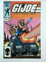 1986 G.I. Joe #51 Marvel Copper Age COMIC BOOK