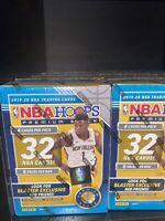 🔥  2019-20 Panini Hoops NBA Premium Stock Blaster Box -Ja Zion Herro Blue