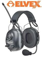 Elvex ConnecTunes Wireless Bluetooth Pairing Radio Headset - COM-660W