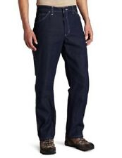 Dickies -Men's Relaxed-Fit Carpenter Jeans, Big &Tall Size: 46/32, Indigo Blue