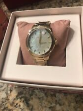 Gomelsky Shinola Diamond (0.3 CT T.W) Watch 38 mm Mother of Pearl MSRP $1950