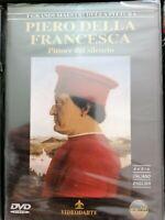 DVD Film Documentario PIERO DELLA FRANCESCA Pittore del silenzio         ita eng