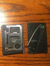 CardSharp  Iain Sinclair Credit CardKnife & Survival Tool Christmas Present Man