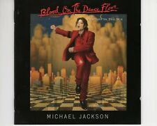 CD	MICHAEL JACKSON	blood on the dance floor	EX  (R2830)
