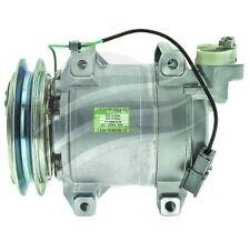 HITACHI KENKI ZX200  DKS15D 24V 1B 137mm  Aircon Compressor.Brand New !!