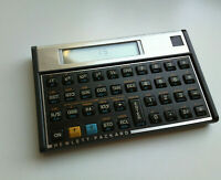 Vintage Hewlett Packard HP 15C Calculator