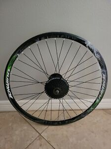 Bicycle rims 700c