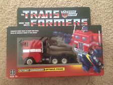 TRANSFORMER G1 HASBRO TAKARA 1985 AUTOBOT OPTIMUS PRIME CAB ONLY USED IN NEW BOX