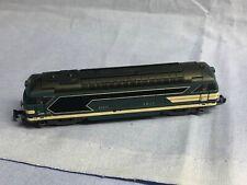 MINITRIX  locomotive diesel 67377 voie N Digital avec décodeur.
