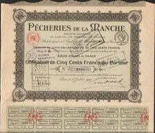 PÊCHERIE DE LA MANCHE (R)