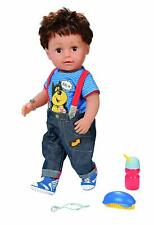 Zapf Creation Deluxe Baby Born Brother Dress Up Doll & Accessories Playset