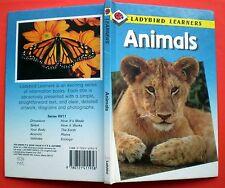 Animals Ladybird book nature insects fish reptiles babies zoos pets safari park