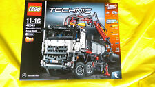 Lego Mercedes-benz Arocs 3245 Techn - Jeux-jouets