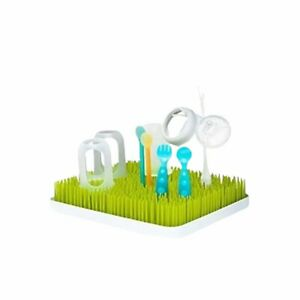 Boon Grass Baby Bottles Drying Rack and Accessory - White Tree