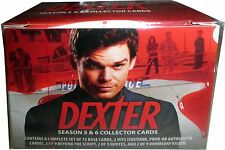 Breygent 2015 Dexter Season 5 & 6 Collector Cards Factory Sealed Box with 2 Hits