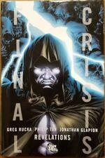Final Crisis Revelations Darkseid Spectre Greg Rucka DC Comics HC Hard Cover