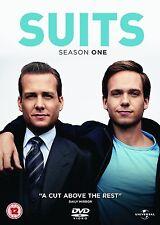 Suits Complete Series 1 DVD Suites First Season Original UK Release R2