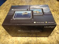 "Lilliput 7"" 664/W FPV Monitor for 5.8GHz FPV Wireless Camera System"