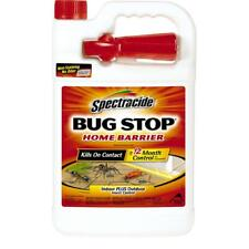 Spectracide Bug Stop Rtu Home Insect Control Spray Indoor Outdoor Use 1 Gallon