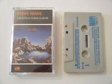 STEVE HOWE THE STEVE HOWE ALBUM CASSETTE TAPE ATLANTIC 1979
