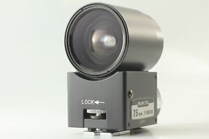[Exc+++++] Mamiya 75mm View Finder for Universal Press From JAPAN