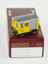 Bemo 1274 192 RhB Tm 2/2 92 gelb