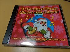 A Football Fan's Christmas Carols - Christmas CD 2001 VERY RARE
