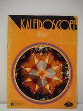 Kaleidoscope Minit Music Book for Organs Keyboards