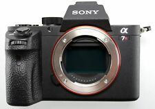 Sony Alpha 7RM2 E-Mount Vollformat Systemkamera Body 42,4MP - sehr guter Zustand