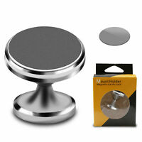 Magnetic Car Mount Phone Holder Stand Dashboard For iPhone Android Samsung SR US