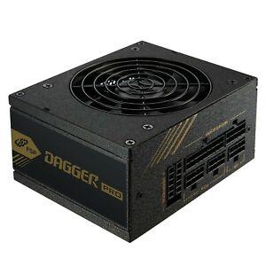FSP Dagger Pro 650W Mini ITX Solution/SFX 12V / Micro ATX 80 Plus Gold Ce... New
